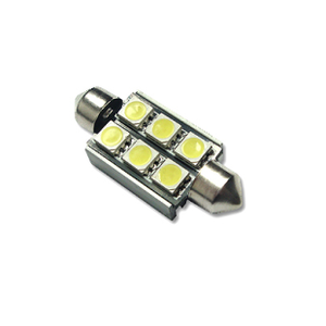 LED Lamp 36mm,39mm 6-5050SMD canbus